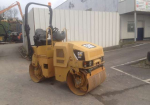 Tandem Rollers CATERPILLAR CB22 used