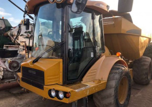 Dumptruck HYDREMA 912D used