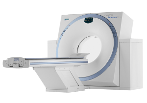 Siemens Emotion Duo Dual Slice CT Scanner