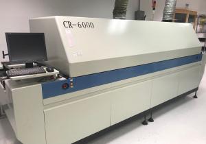 MANCORP 6 ZONE CR 6000 Reflow oven  CR-6000