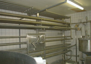 Alfa Laval – Pasteurizer 45 M2