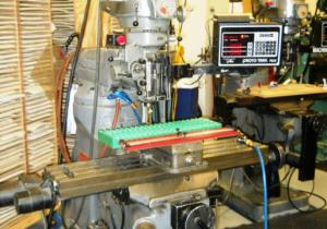 Bridgeport Series 1 w CNC