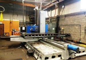 Lucas CNC Horizontal Boring Mill