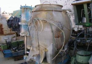 Moritz – 1000L Turbosphere Mixer