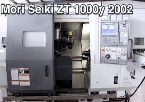 Mori Seiki ZT-1000Y