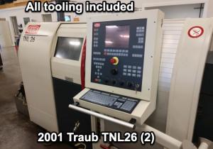 Traub TNL-26