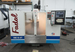 Fadal VMC 15XT