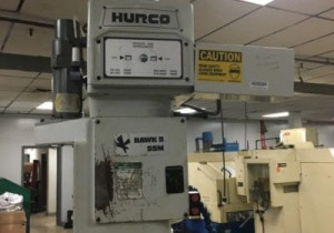 Hurco Hawk 5 SSM Vertical CNC Milling Machine