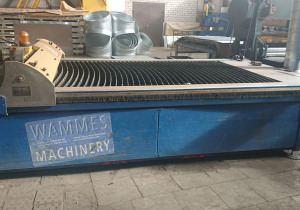 Wammes Machinery PC 1500