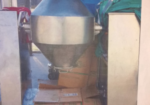 Custom shgz ss 500l vacuum dryer 3 HP