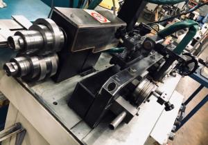 CIDA Tube Forming Machine  PFL-308T Tooling for 4/6/8mm Tube w/ Shear & Tig Welder