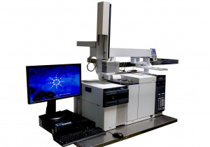 Agilent 7890B/5977A GCMS System with PAL RSI 85 Autosampler