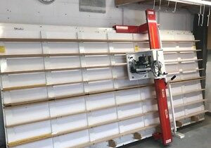 SAGETECH MACHINERY KOOLKUT KF16 VERTICAL PANEL SAW  WALL SAW