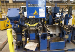 Muhr und Bender Mubea CNC-P30/F30 Punching and Shearing System