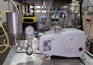 APV/Gaulin Stainless Steel Homogenizer