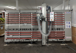 Sagetech Machinery TECHKUT TK16 VERTICAL PANEL SAW WALL SAW
