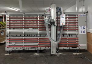 Sagetech Machinery TECHKUT TK16 VERTICAL PANEL SAW WALL SAW