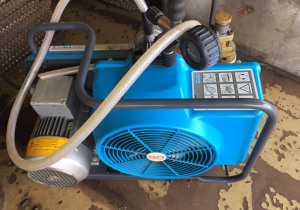 Used Bauer Junior 2 Breathing Air Compressor