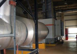 SIEMENS SGT-100 GAS TURBINE 4,2 MW