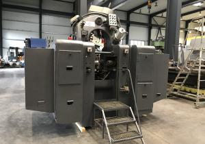 GNUTTI FMO-11S-125RGH Transfer Machine / Rotary Transfer Machine