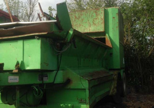 Waste Recycling WILLIBALD BROYEUR A DECHETS VERT used
