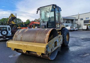 Tandem Rollers CATERPILLAR CS563E used