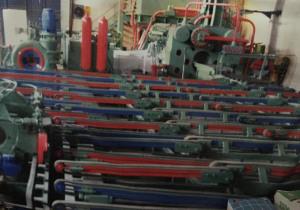 Schloemann, Junker, Siemens Extrusion press line