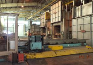 Robertson, Kampf, Schmutz, Nishimura, Waldrich-Siegen, Otto-Junker aluminium foil plant