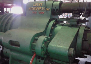Loewy - extrusion press