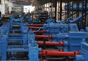 Rebar Production line