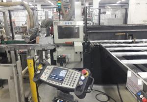 Elumatec - automatic saw line