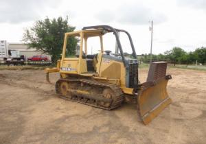 Deere 450H LT Crawler Tractor