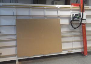 Sagetech Machinery ZAPKUT ZM16 Vertical Panel Saw Wall Saw
