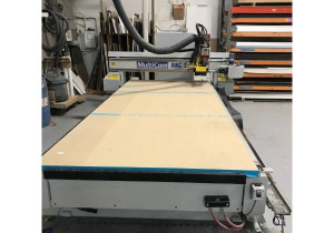 Multicam  5′ x 12′ CNC router with auto tool changer