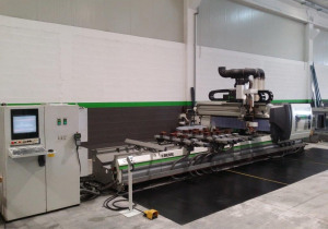 Numerical Control  Milling and Edge-Banding Centre