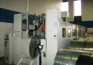 Lyle 4040 SSPF single station lab pressure former