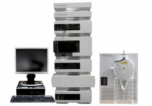 Agilent 6140 Quadrupole LCMS System with 1200 Series HPLC System
