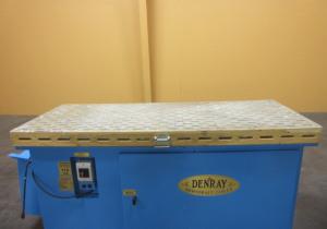 DENRAY 2872 DOWN DRAFT SANDING TABLE