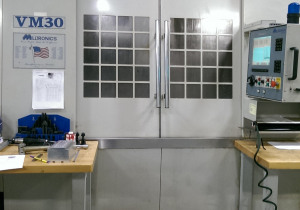 Milltronics VM30 CNC Vertical Machining Center