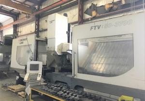 CINCINNATI LAMB FTV 50-3700 Vertical Machining Center