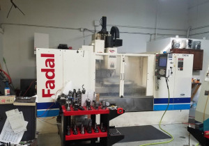 Fadal 6030 HT CNC Vertical Machinng Center