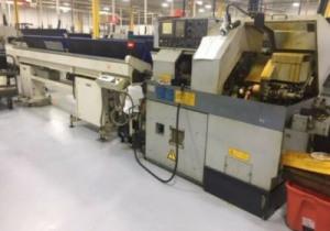 Used CNC Turning Machine | 2000 STAR SA-12 CNC Swiss Lathe
