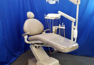 Adec Decade 1021 Dental Chair Operatory Package Delivery, Assistant & Light