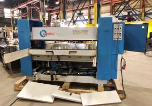 "Samco  TC-75/1708 75 Ton Hydraulic Press 32"" x 67"""