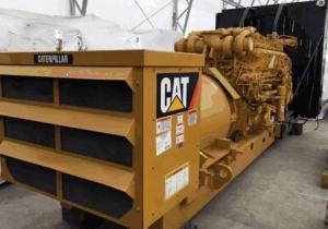 1020 KW Caterpillar 3512 DITA Generator Set