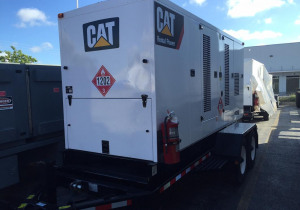 300 KW Caterpillar XQ300 Generator Set