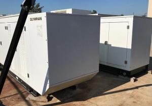 150 KW Olympian G150LG2 Generator Set
