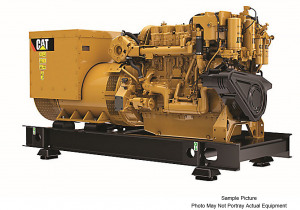 425 KW Caterpillar C18 Generator Set
