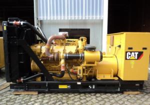 800 KW Caterpillar C27 Generator Set