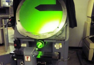 "Used Optical Comparator 30"" JONES & LAMSON J&L FC30"